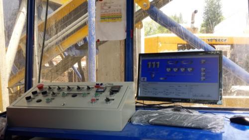 Asesoria y Automatizacion de Plantas de Concreto